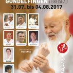Gasshuku 2017 in Gundelfingen / Breisgau