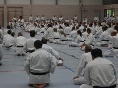 G2012_Julian  Chees mit aufmerksamen Karateka