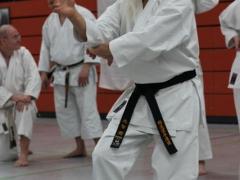 K2012_H. Ochi demonstriert Gojushiho-dai
