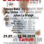 Gasshuku 2019 in Tamm
